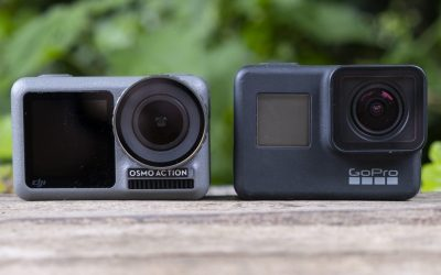 DJI Osmo Action vs GoPro 7 Black: quali sono le differenze