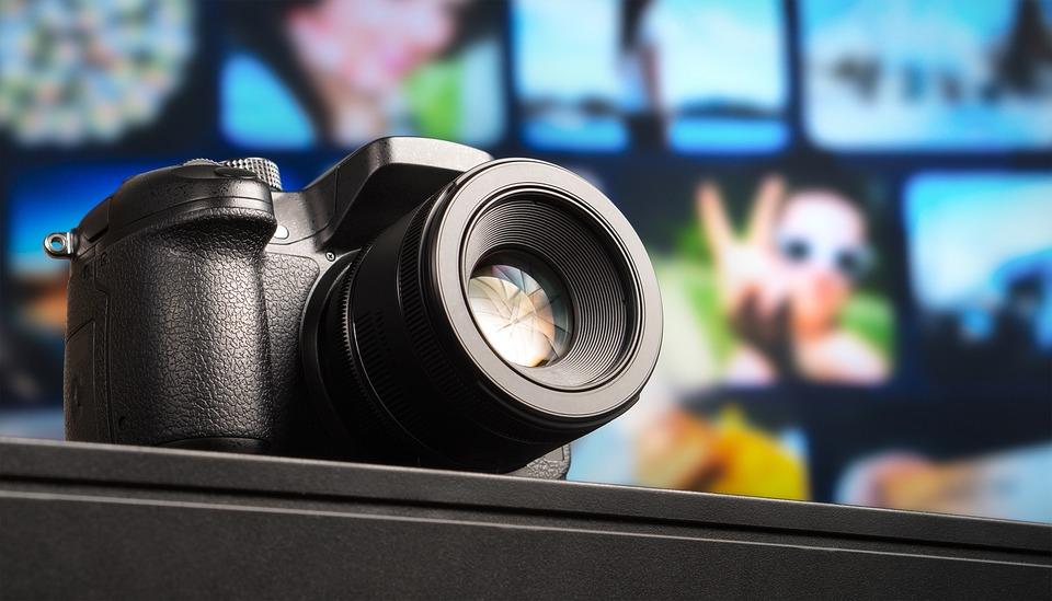 Il grandangolare della macchina fotografica